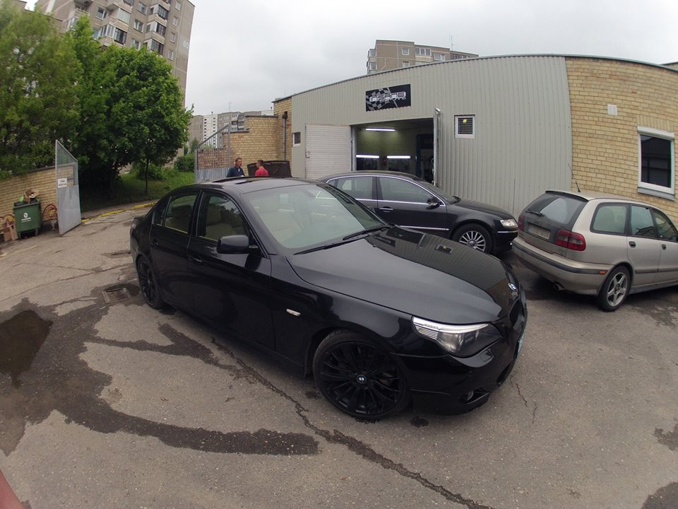 bmw e60 chip tuning